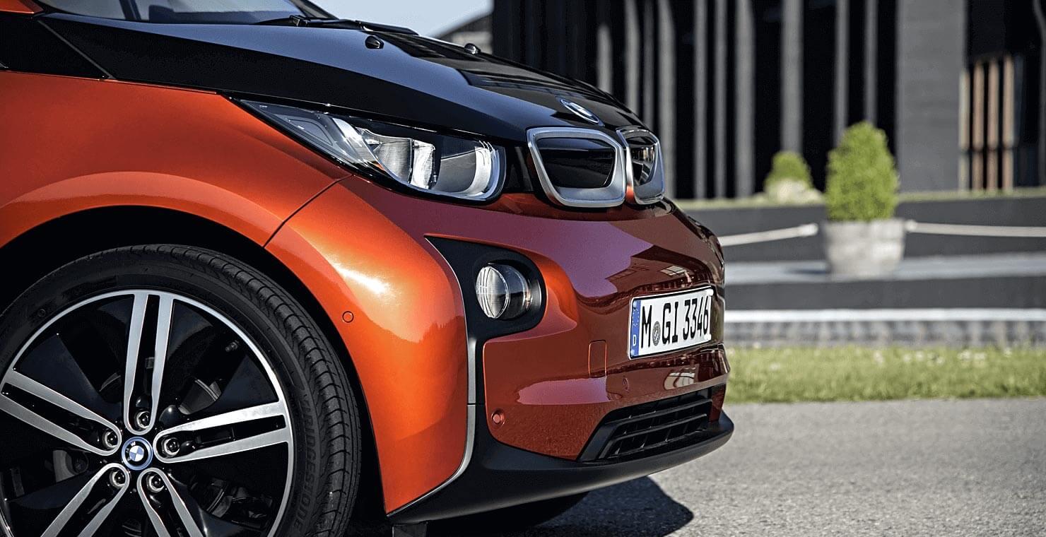 BMW i3 Exterior