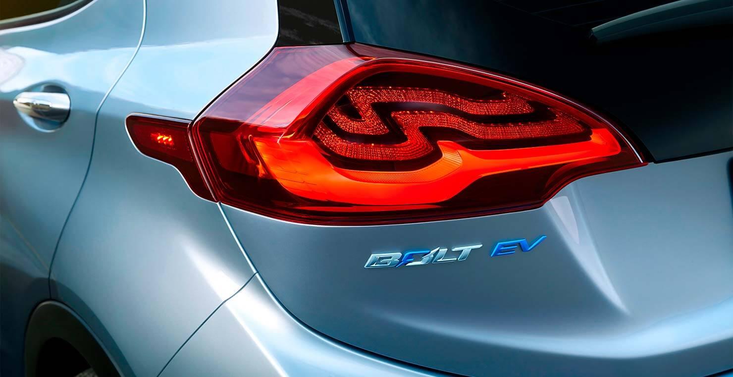 Chevrolet Bolt Exterior