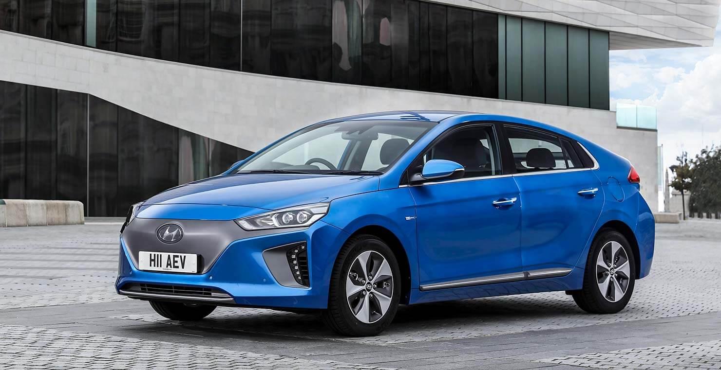 Hyundai Ioniq Exterior