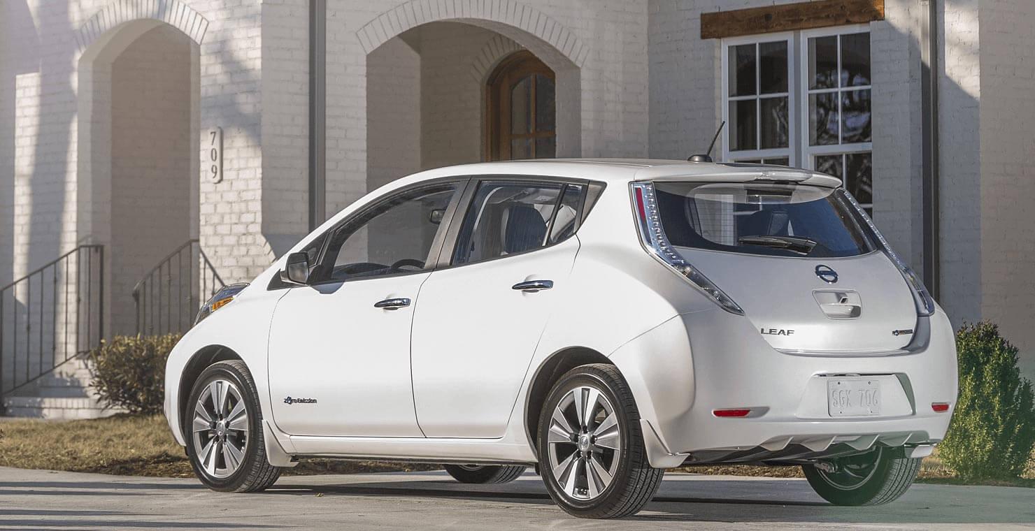 Nissan Leaf 2015 Exterior