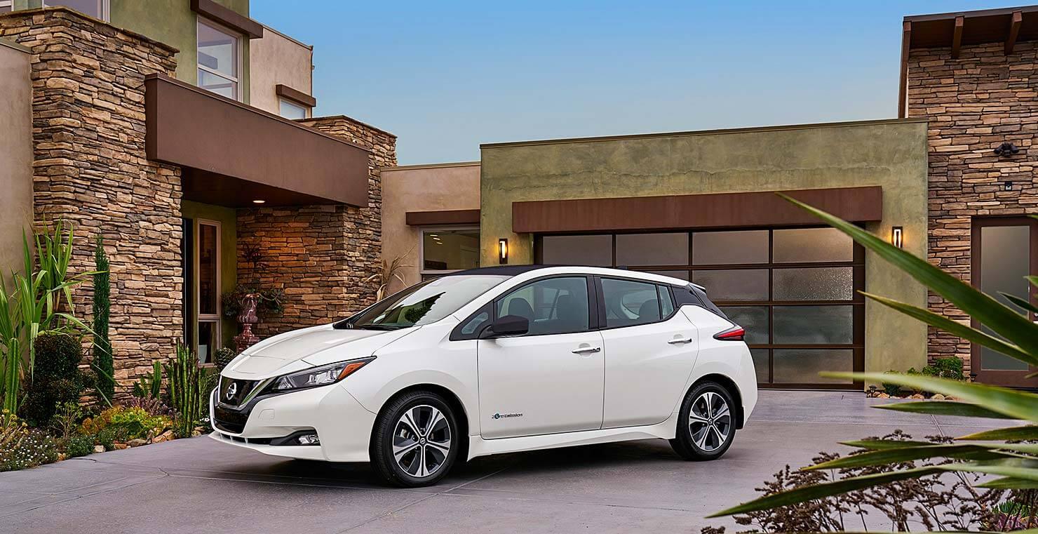 Nissan Leaf 2018 Exterior