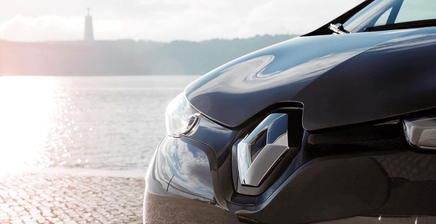 Renault Zoe Exterior