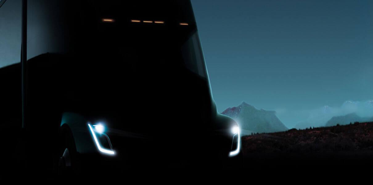 Tesla представить свою першу вантажівку через два дні