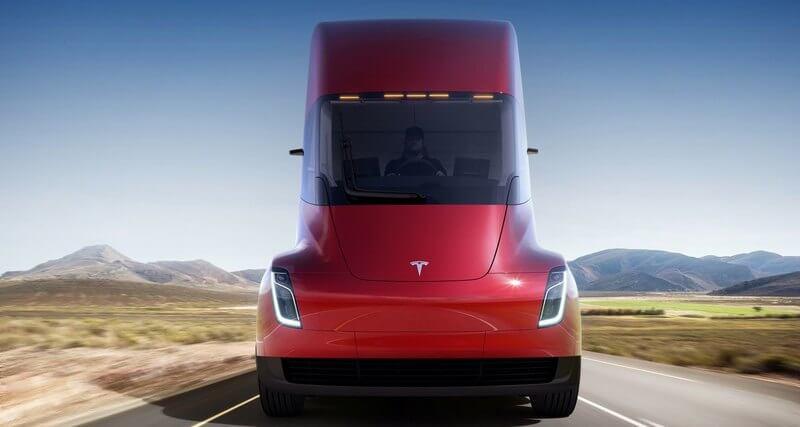Електричну вантажівку Tesla вже почали замовляти