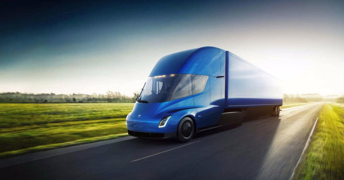 На вантажівку Tesla надійшло близько 200 замовлень - менш ніж за 2 тижні