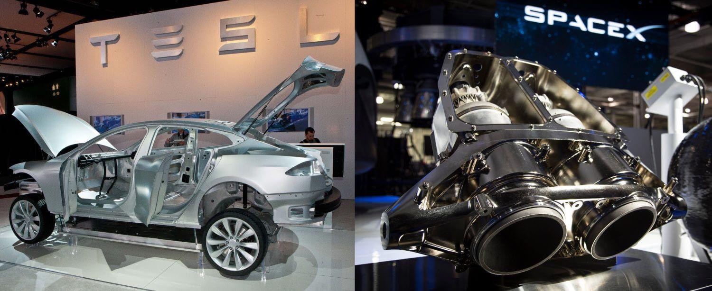Tesla і SpaceX можуть об'єднатися в одну компанію - аналітик