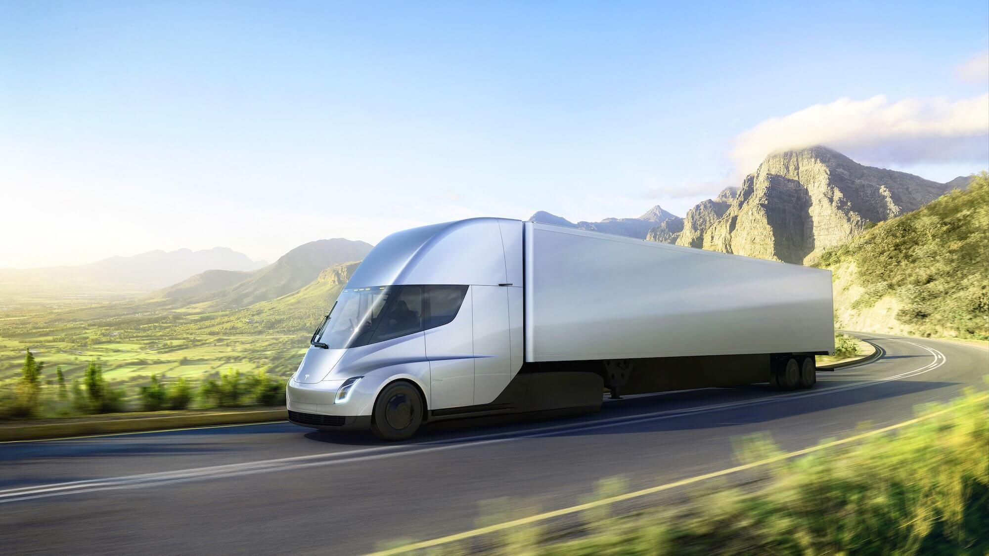 Tesla продала 50 вантажівок постачальникові їжі для ресторанів