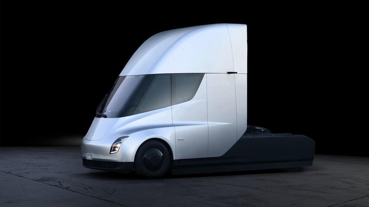 Поштовий оператор UPS обійшов Pepsi по кількості замовлених Tesla Semi