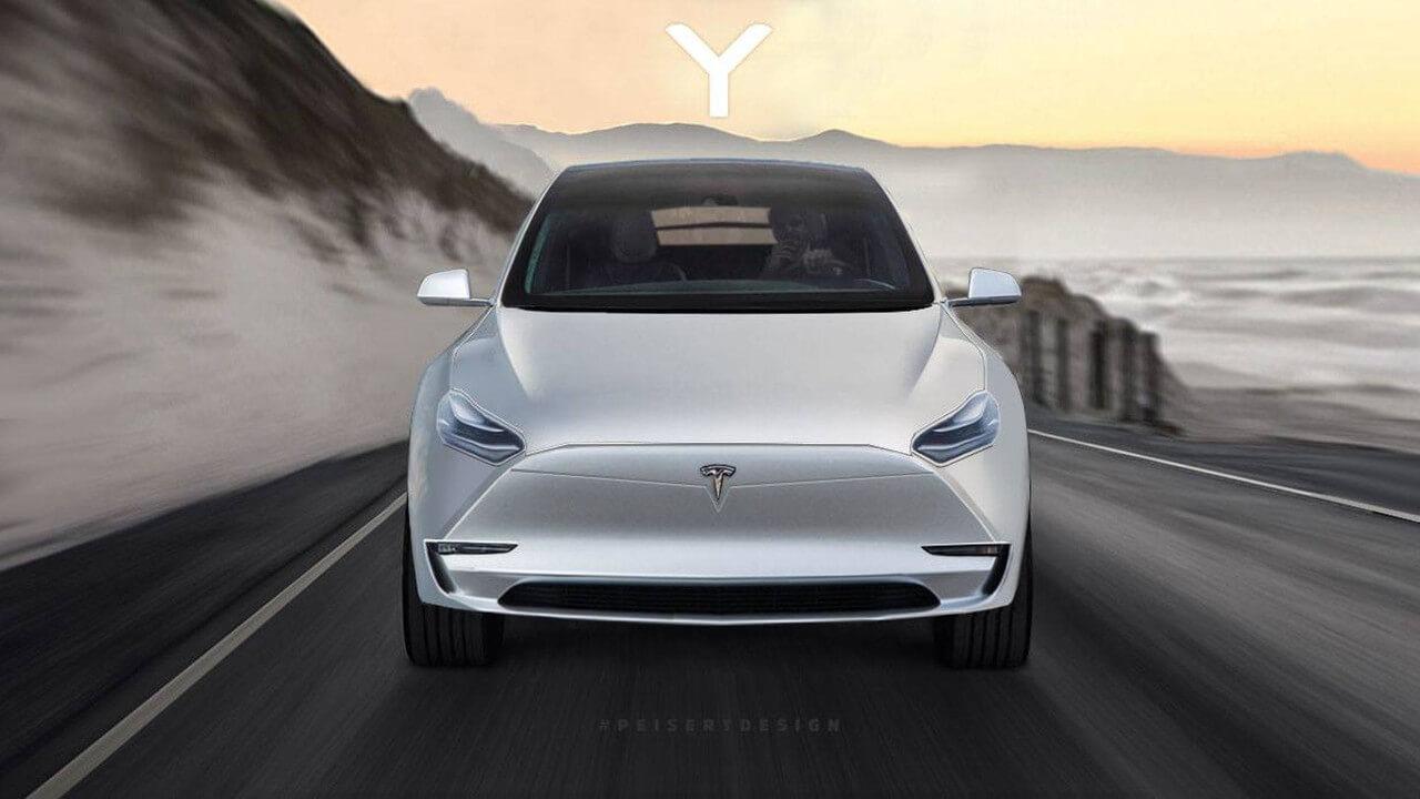 В Мережі назвали точну дату виходу Tesla Model Y