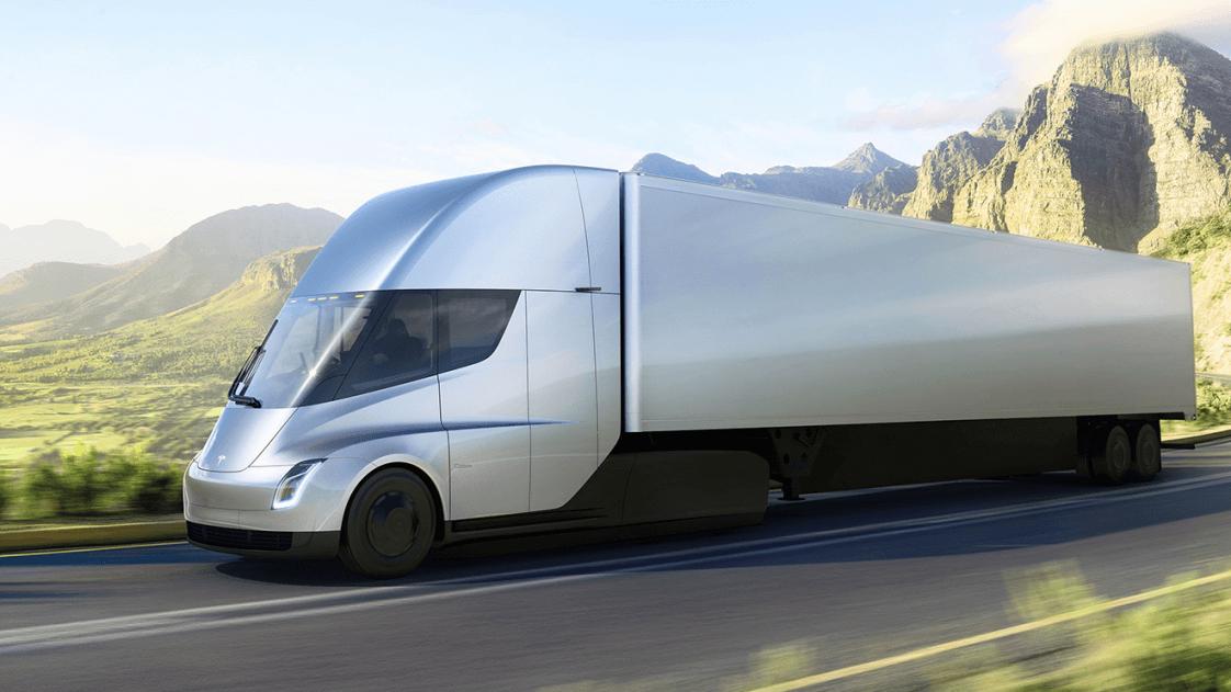 Tesla пообіцяла випускати 100 000 Semi на рік