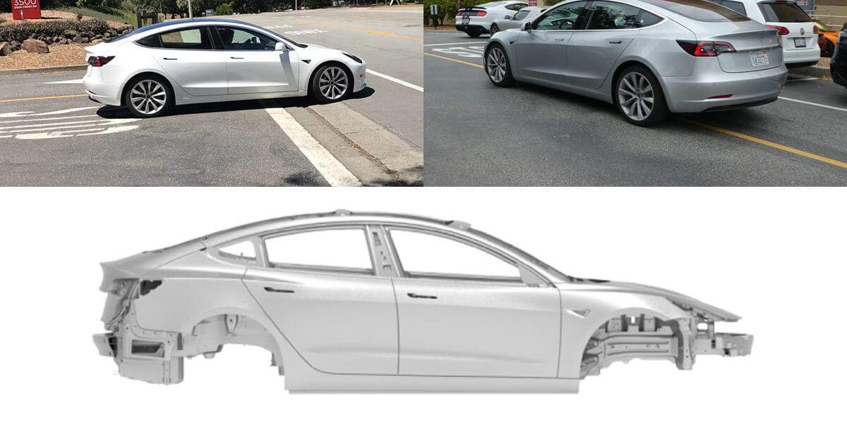 Німці розібрали Tesla Model 3 і прийшли у захоплення