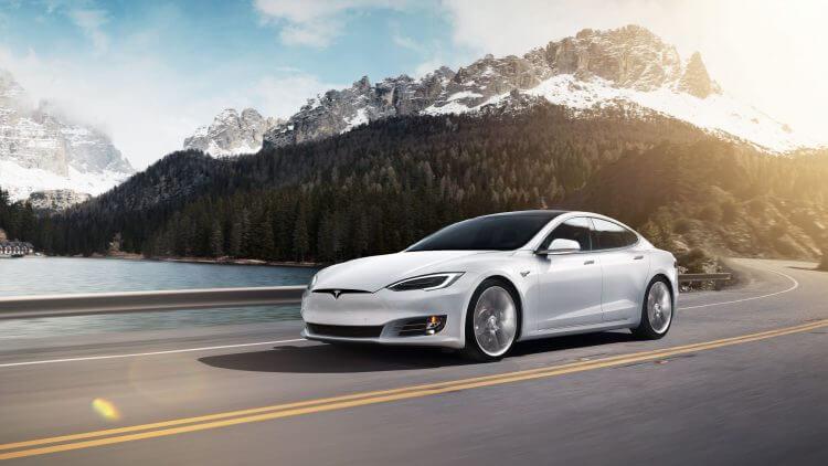 Tesla Model S вперше випередила німецьких конкурентів у Європі