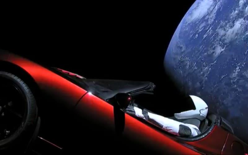 За скільки Tesla розженеться до 100 км/год на Марсі