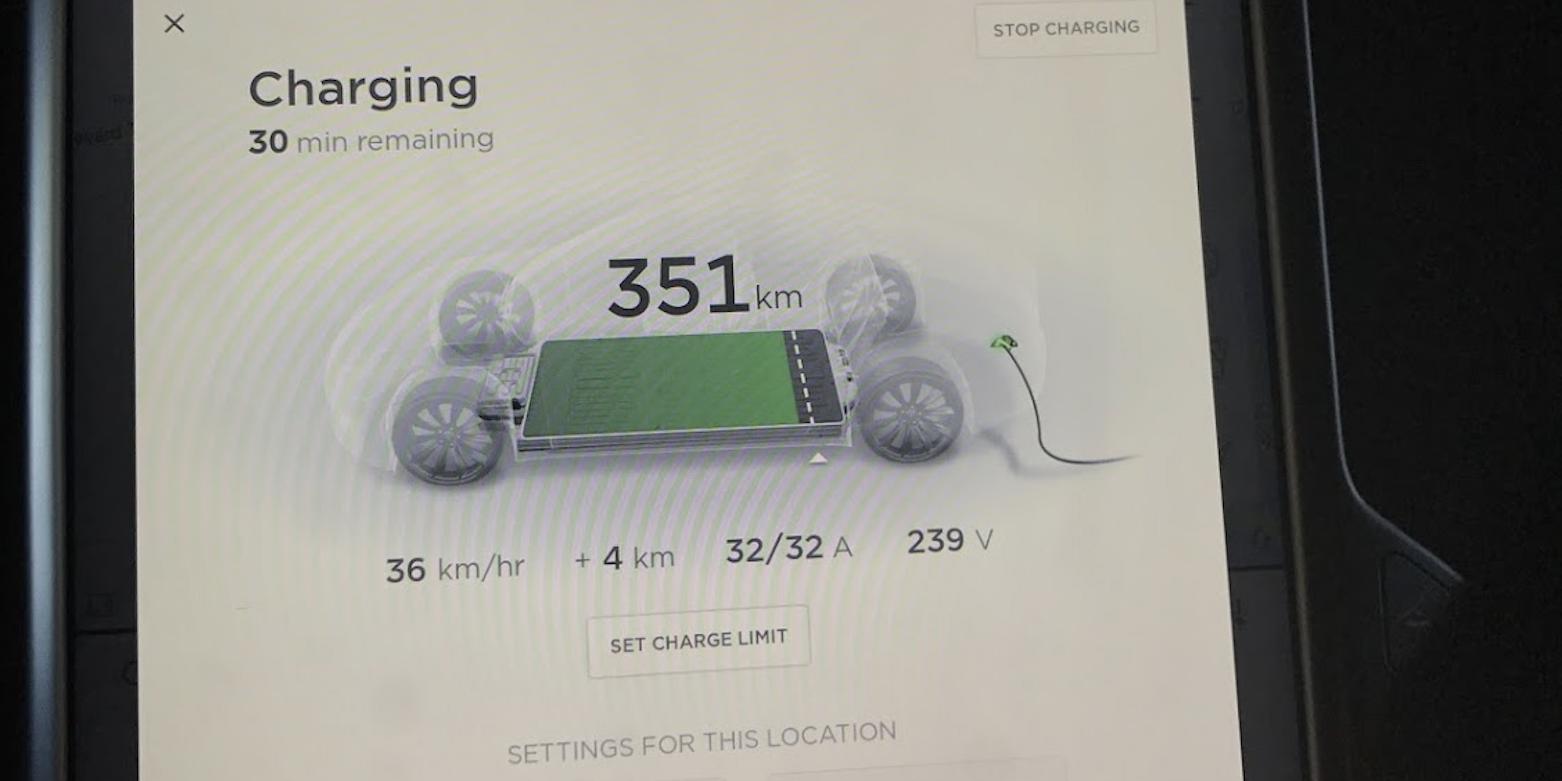 Деградація батарей Tesla: менше 10% при 250 000 км пробігу
