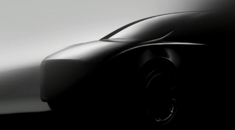 Нове зображення Tesla Model Y