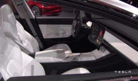 Сколько будет стоить новый электроседан Tesla Model 3 в Украине