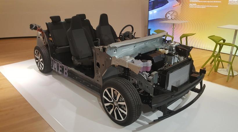 Народні електромобілі Volkswagen – на одному заряді до 550 км!