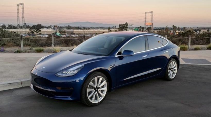 Усі моделі Tesla увійшли до п`ятірки найпопулярніших «зелених» авто у США