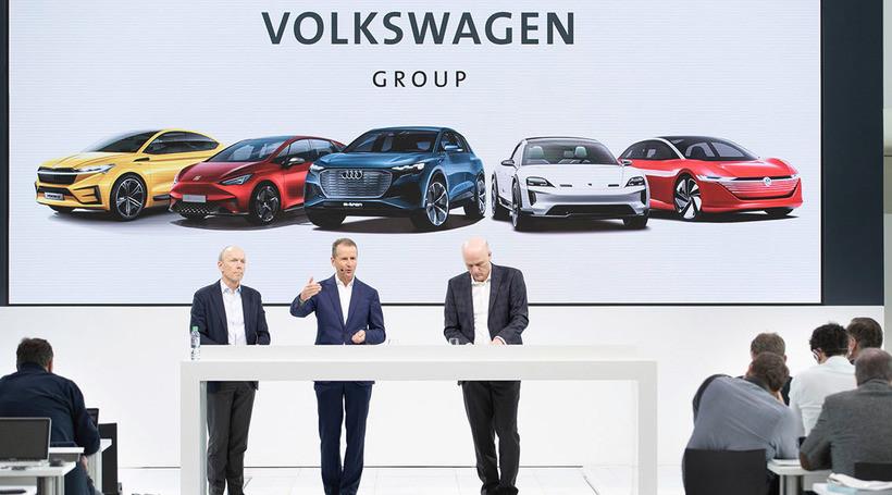 Концерн Volkswagen пообіцяв ще більше електромобілів