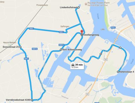 Як бельгійцям вдалося проїхати на Tesla Model S P100D 900 км