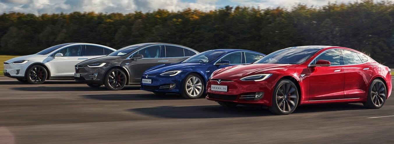 """Три важливі оновлення Tesla Model S і X перед виходом """"трійки"""""""