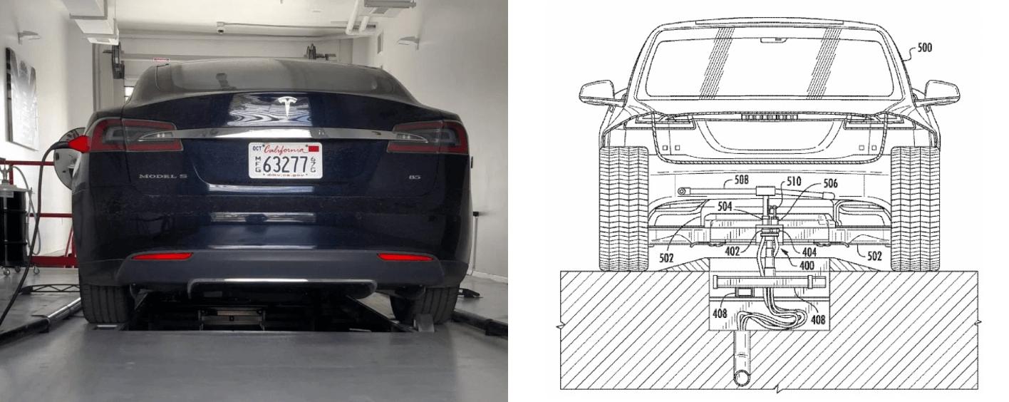 Tesla запатентувала високошвидкісну зарядку з системою охолодження