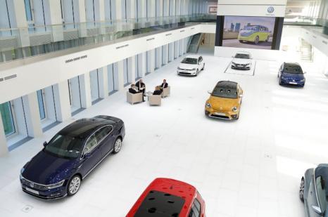 Глава Volkswagen: Tesla - наш головний конкурент