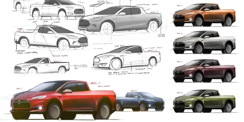 Tesla зменшить свій тягач до пікапа