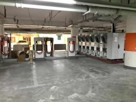 Китай отримає найбільшу станцію Supercharger