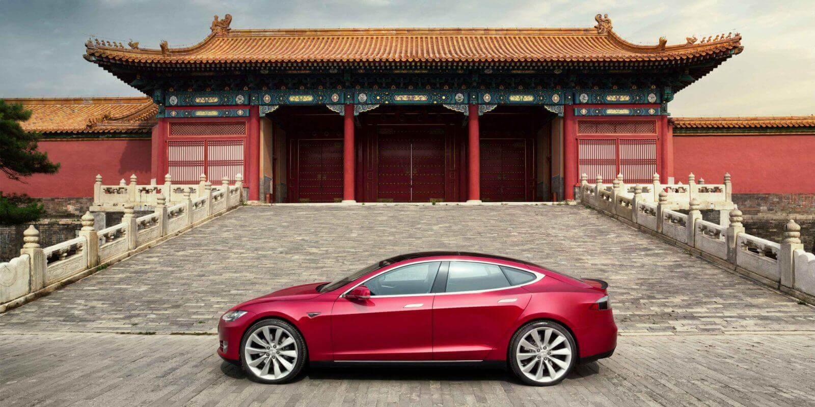 Аналітик: Китай стане найбільшим ринком для Tesla