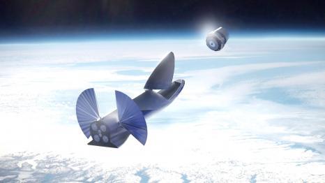 Ілон Маск показав нову ракету для польотів на Марс