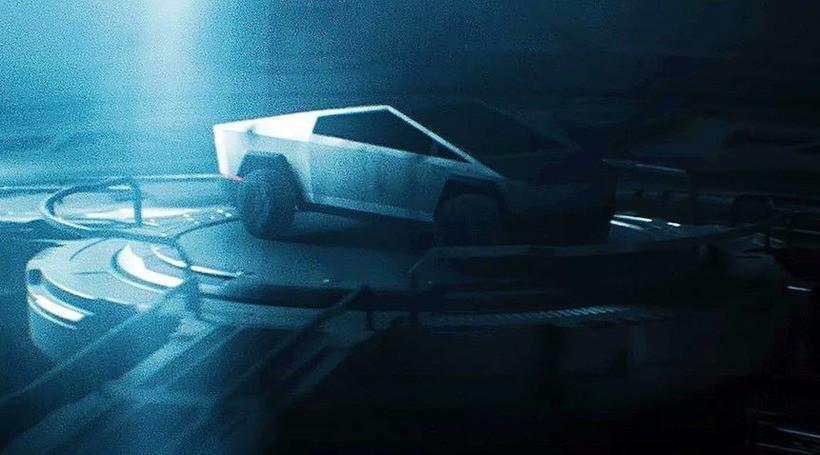 Подивіться на дуже круту рекламу Tesla Cybertruck (відео)